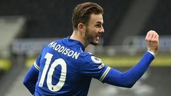 Chuyển nhượng Arsenal: Thêm lí do để dồn sức vào thương vụ Maddison