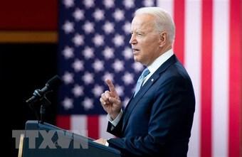 """Tổng thống Mỹ kêu gọi chống """"chủ nghĩa khủng bố"""" sắc tộc"""