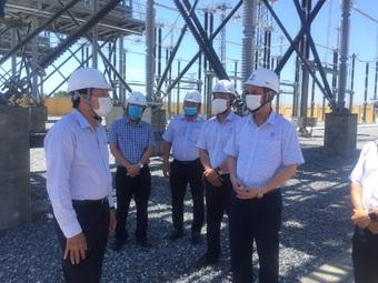 EVNNPT khắc phục khó khăn do dịch Covid-19, đảm bảo tiến độ các dự án truyền tải điện
