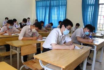 Đắk Lắk: 17 thí sinh sẽ tham gia kỳ thi tốt nghiệp THPT đợt 2 vào ngày mai