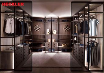 Cửa trượt Heckler – cửa nhôm Slim siêu mỏng độc đáo cho không gian nội thất