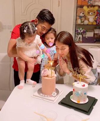 Quách Phú Thành và vợ sau sóng gió hôn nhân