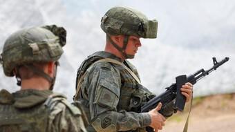 Nga tập trận rầm rộ cùng đồng minh đề phòng tình hình Afghanistan