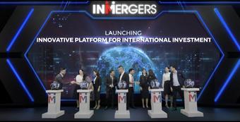 Chính thức ra mắt nền tảng tiên phong kết nối đầu tư quốc tế
