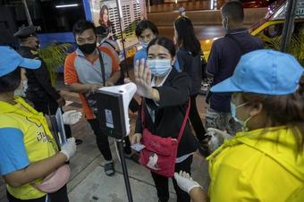 Người Việt ở Thái ''chưa từng thấy Covid-19 đến gần như vậy''
