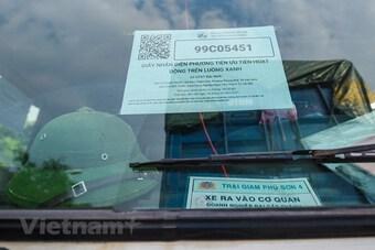 Sớm đồng bộ dữ liệu ''luồng xanh'' và xét nghiệm y tế cho các lái xe