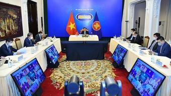 ASEAN - các đối tác EAS: Duy trì ổn định kết nối chuỗi cung ứng khu vực và toàn cầu