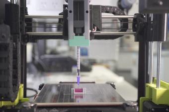 In 3D ''xương người'' bằng tế bào sống tại nhiệt độ phòng