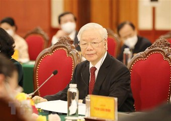 Giáo sư Đức ca ngợi bài viết của Tổng Bí thư Nguyễn Phú Trọng