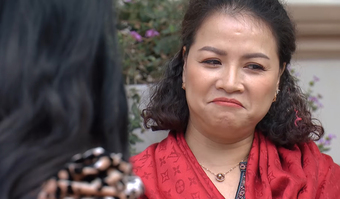 Đời thực của bà Sa ''Hương vị tình thân'': Hạnh phúc bên chồng là cảnh sát và 2 con