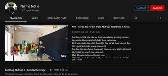 Chủ kênh YouTube thứ ba của Việt Nam đạt nút kim cương là ai?