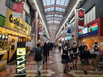 Nhật Bản mở rộng danh sách các tỉnh áp dụng tình trạng khẩn