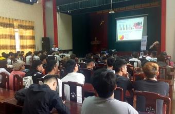 Honda Việt Nam tuyên dương các HEAD đào tạo lái xe an toàn quý II