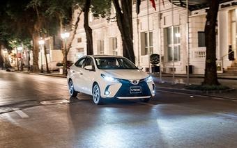 Toyota Việt Nam cùng hệ thống đại lý ưu đãi cho khách mua xe Vios