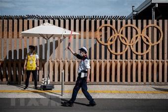 Người Việt ở Nhật Bản tiếp sức cho đoàn thể thao Việt Nam