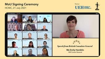 UEH hợp tác đào tạo chất lượng cao và phát triển nghề nghiệp cho sinh viên