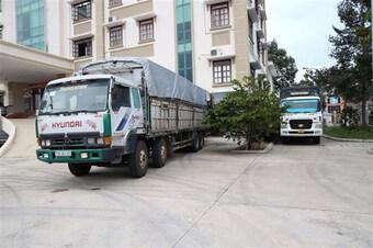 Tây Ninh: Bắt tạm giam 4 đối tượng buôn lậu hơn 170 tấn đường cát