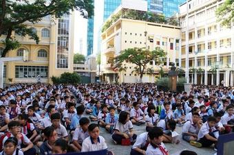 Hủy kỳ thi tuyển sinh lớp 6 trường chuyên Trần Đại Nghĩa