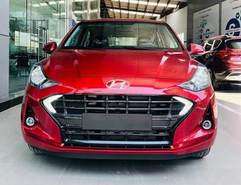 Hyundai Grand i10 thế hệ mới xuất hiện tại Việt Nam