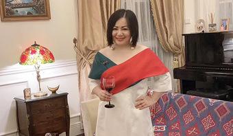 Bữa tiệc đặc biệt chia tay Tổng Lãnh sự Italia
