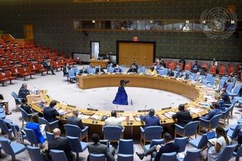 Hội đồng Bảo an họp định kỳ về vấn đề vũ khí hoá học tại Syria