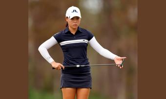 Người đẹp Đông Nam Á quyết tâm giành huy chương golf ở Olympic 2020