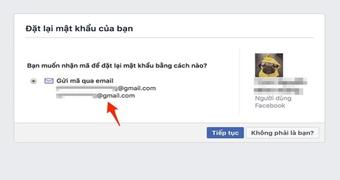 Cách lấy lại mật khẩu Facebook dễ dàng