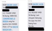 NÓNG: Nhâm Hoàng Khang vừa tuyên bố tung sao kê của quỹ mổ tim, bà Phương Hằng đăng tâm thư dừng lại tất cả