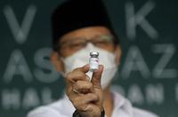 Indonesia nhờ WHO giúp trở thành trung tâm sản xuất vắc xin COVID-19 toàn cầu