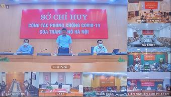Hà Nội nới lỏng 19 quận, huyện, thị xã: Công an gặp khó khăn trong cơ chế kiểm soát
