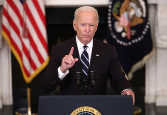 Mỹ công bố chiến lược ''6 mũi nhọn'' chống biến thể Delta