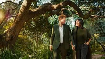 Meghan chơi trội đeo trang sức gần gần 9 tỷ đồng khi cùng Harry lọt top 100 người có sức ảnh hưởng nhất thế giới