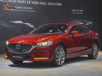 Loạt xe Mazda được đại lý giảm giá, cao nhất lên tới 70 triệu đồng