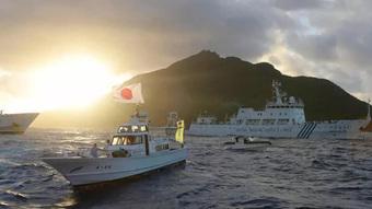 Nhật Bản sẵn sàng tàu đối tàu với Trung Quốc ở Senkaku