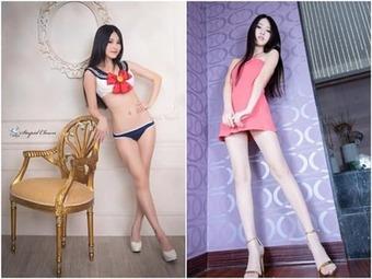 Cô giáo dạy tiếng Anh xinh đẹp của Đài Loan bị mẹ ruột cắt đứt quan hệ vì chụp ảnh khỏa thân
