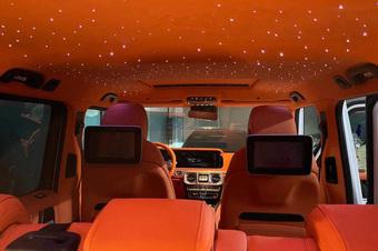 Nữ doanh nhân Bến Tre mua Mercedes-AMG G 63 với nội thất ''Hermes'' giống xe Đoàn Di Băng về làm cặp với Porsche 718