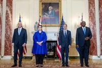 Mỹ - Australia bác bỏ yêu sách chủ quyền của Trung Quốc ở Biển Đông