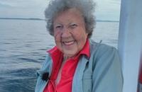 Chân dung cụ bà 101 tuổi, người đánh bắt tôm hùm lâu đời trên thế giới