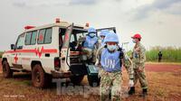 Lực lượng mũ nồi xanh Việt Nam ứng phó các tình huống khẩn cấp