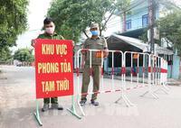 Quảng Trị: Giãn cách theo Chỉ thị 16 TP. Đông Hà sau khi phát hiện nhiều ca cộng đồng