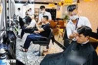 Tiệm spa, cắt tóc gội đầu, nhà hàng ở Hải Dương được mở cửa từ 18/9