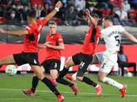 Rennes 2-2 Tottenham: Thần may mắn gõ cửa 2 lần