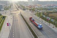 Trung Quốc khai trương tuyến vận tải cao tốc kết nối với Việt Nam