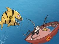 Cười té khói với loạt ảnh chế Champions League