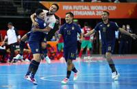 """Thái Lan vụt sáng trong nghịch cảnh, """"cướp"""" về kết quả quý như vàng ở World Cup"""