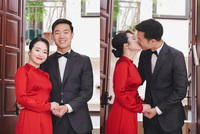 Tranh cãi thái độ của vợ Lương Xuân Trường khi lái ô tô đưa chồng lên tuyển: Lạnh lùng, không nhìn lấy một lần?