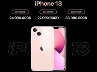 """Bị chê nhàm chán, vì sao iPhone 13 vẫn tiếp tục """"hút khách"""""""