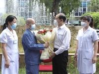 Bệnh nhân mắc Covid-19 nặng đầu tiên được điều trị thành công bằng kỹ thuật ECMO