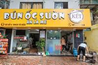 Nhiều hộ kinh doanh ở Hà Nội vui mừng khi được hoạt động trở lại