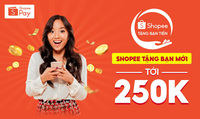 Dân tình rủ nhau khoe khoản thưởng 250K từ bộ đôi Shopee - ShopeePay